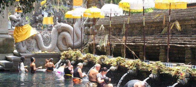 Bali výlet Tirta Empul