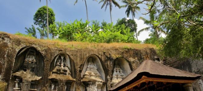 Bali výlet Gunung Kawi